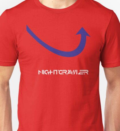 Minimalist Nightcrawler Unisex T-Shirt