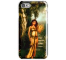 Daughter of Paradise iPhone Case/Skin