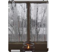 Condensation/Candle iPad Case/Skin