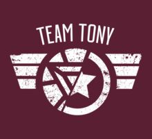 Team Tony - Civil War by Frederick Design