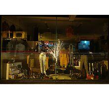 Retro Shopfront Photographic Print