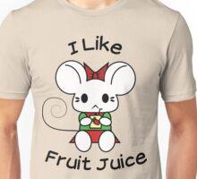 I Like Fruit Juice -- Strawberry Unisex T-Shirt