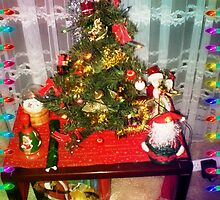 My Little Christmas Tree... by EdsMum