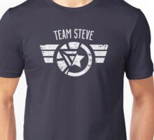 Team Steve - Civil War Unisex T-Shirt