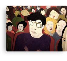 Japanese Movie Theatre Canvas Print