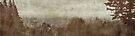 Sepia Panorama by Jeff Clark