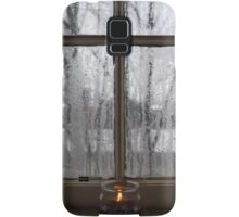 Condensation/Candle Samsung Galaxy Case/Skin