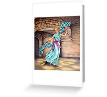 Whimsy Greeting Card