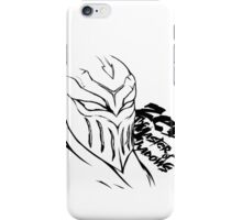 Zed The Master of Shadows | League of Legends iPhone Case/Skin