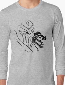 Zed The Master of Shadows | League of Legends Long Sleeve T-Shirt