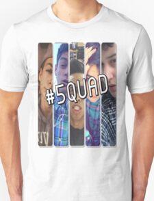 #5quad Unisex T-Shirt