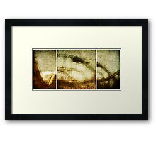 Mood Swings Framed Print