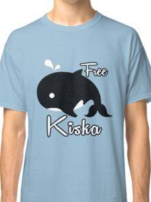 Support - Free Kiska Classic T-Shirt