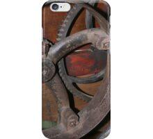 Old Farm Equipment Gear iPhone Case/Skin