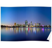 City of Perth Poster