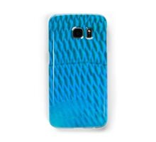 Blue Scale Samsung Galaxy Case/Skin