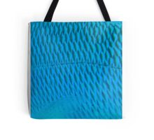 Blue Scale Tote Bag