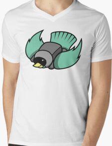 Bird Dive Mens V-Neck T-Shirt