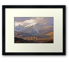 chilled  Kerry Framed Print