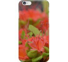Orange Azalea iPhone Case/Skin