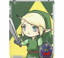 Chibi Link, The Legend of Zelda iPad Case/Skin