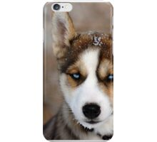 Baby Blue Eyes iPhone Case/Skin