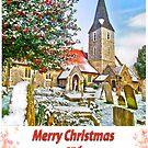 Christmas Card by Geoff Carpenter