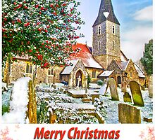 Christmas Card by Geoff Carpenter
