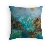 REGENERATION Throw Pillow