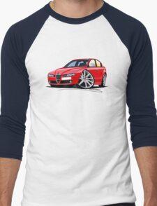 Alfa Romeo 159 Red Men's Baseball ¾ T-Shirt