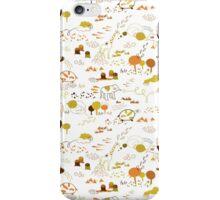 Animal Pattern Series – Safari Wildlife iPhone Case/Skin