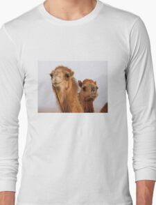 Camels Long Sleeve T-Shirt