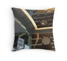 Reflections of Office Throw Pillow