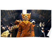 Fantastic Mr. Fox Poster
