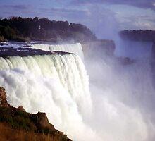 Niagara Falls by John Dalkin