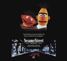 Goodfellas Sesame Street by Tim Norton