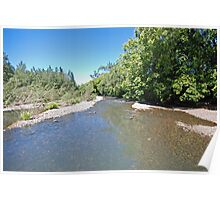 Upper Reaches of Williams River Fosterton Poster