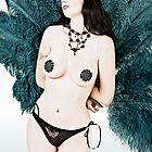 Samantha Burlesque Doll by Samantha Doll