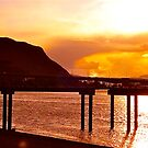 Kamloops Pier by Ali Brown
