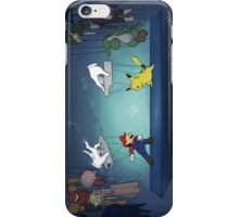 Super Smash Puppets iPhone Case/Skin