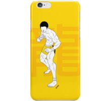 The Martial Art Legend doing MMA  iPhone Case/Skin