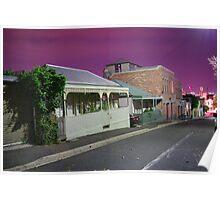 Waverley St, Richmond Poster