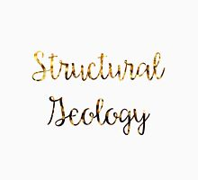 Structural Geology Unisex T-Shirt