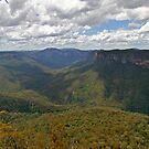 Gross Valley by Tom Godfrey