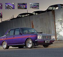 Ford Cortina by John Jovic