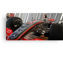 Winning Formula Canvas Print