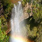 Falls Rainbow by Tom Godfrey