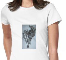 Bling Bling Bling Womens Fitted T-Shirt