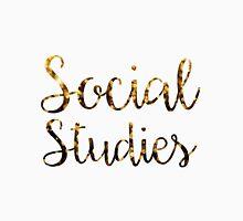 Social Studies Unisex T-Shirt