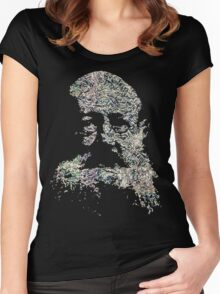 kropotkin is not a planet Women's Fitted Scoop T-Shirt